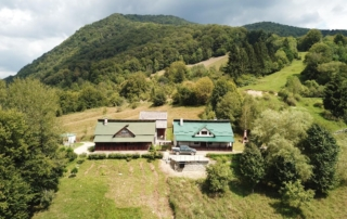 Carpathian Beauties cabin